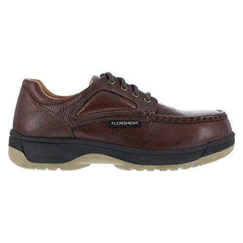 Florsheim Women's Compadre ST Shoe Dark Brown 11 D US