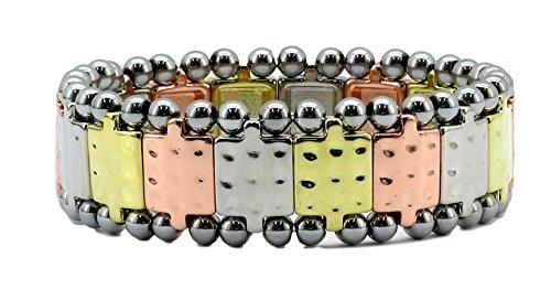 Buy Discount Relaxus Magnetic Jewelery. Magnetic Triple Treat Bracelet.