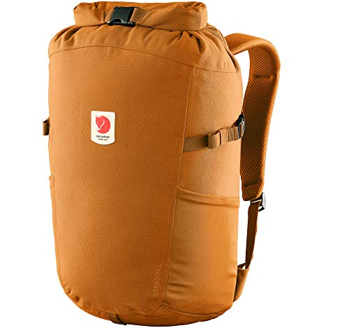Fjallraven Ulvö Rolltop 23 Sports Backpack Unisex-Adult, Red Gold, Taille Unique