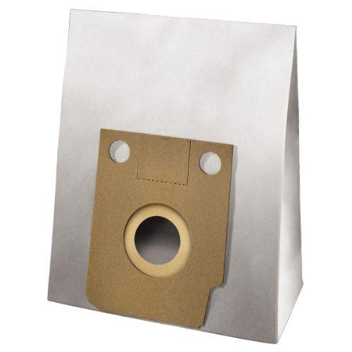 Xavax 00110036 Lot de 4 sacs de rechange et 1 filtre moteur HO 02 P pour aspirateur