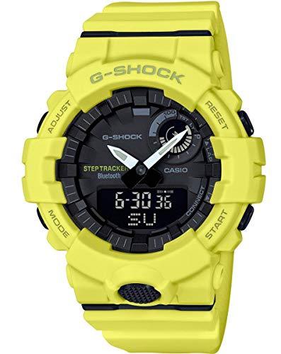 Reloj Casio amarillo fosforito