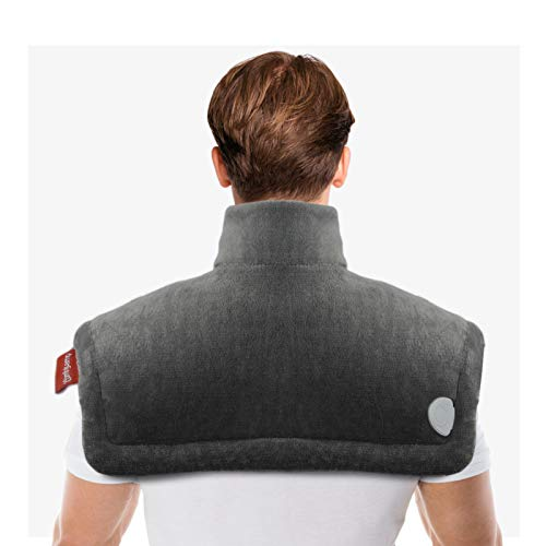 Heating Pad for Neck and Shoulders Pain Relief, Comfytemp 20
