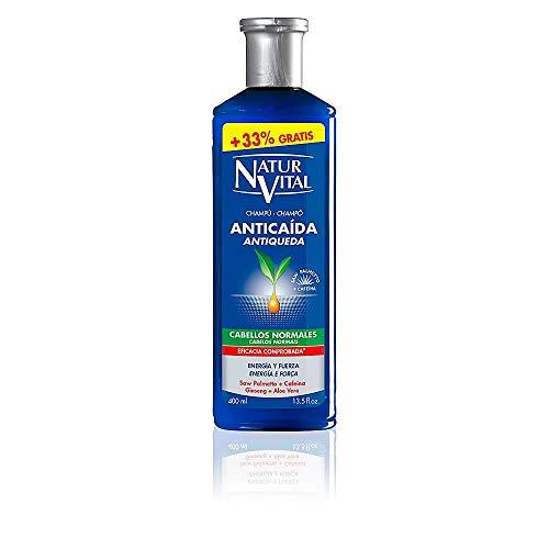 natuurlijk EZA Y VIDA - shampoo tegen haaruitval Cabellos normaal 400 ml - unisex
