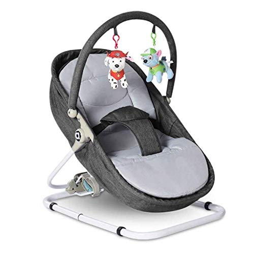 Why Should You Buy QIYUE Baby Rocker, Recliner, Soothing Vibration Baby Rocker, Multifunctional Portable for Newborns