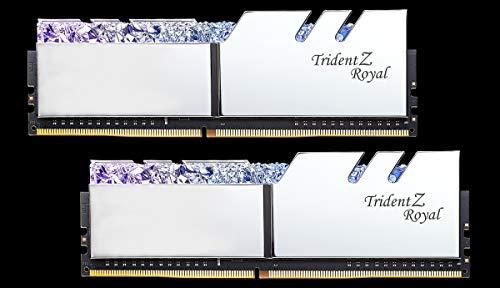 G.Skill Trident Z Royal F4-3000C16D-16GTRS memoria 16 GB DDR4 3000 MHz