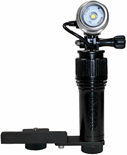 Intova LED Waterproof Action Video Light with 640 Lumens