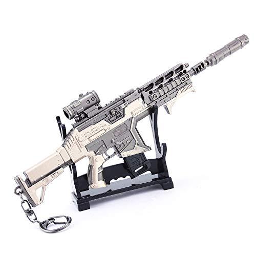 QISUO Hemlok - Juego de accesorios para rifle de asalto con forma de pistola de asalto y periféricos para videojuegos