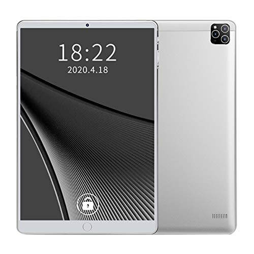 RUNNA Y16 Pro 3G Phone Call Tablet PC, 10.1 inch, 2GB+32GB, Android 5.1 MTK6592 Octa Core 1.6GHz, Dual SIM, WiFi, Bluetooth, OTG, FM, GPS Durable (Color : Silver)