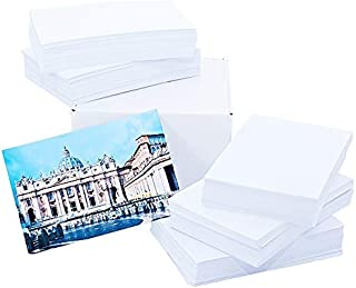 Printerry Matte Photo Paper 4 x 6 Inches (500 Sheets) 58lbs/220gsm, Double Sided