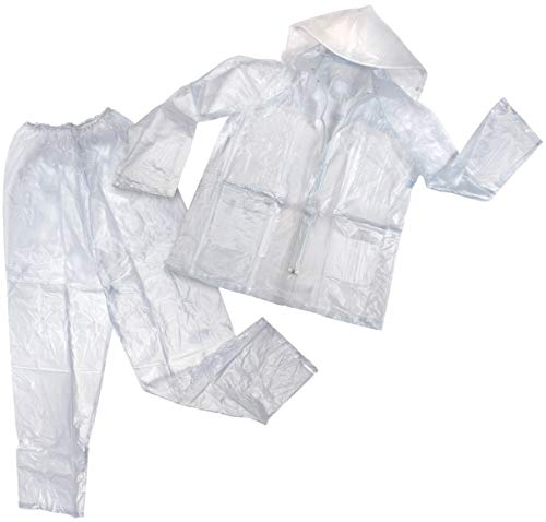 Impermeable Transparente  marca StanSport