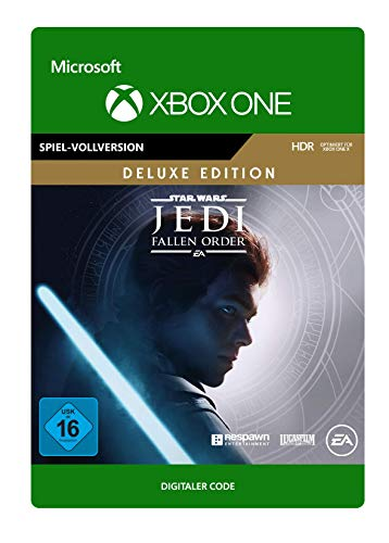 STAR WARS Jedi Fallen Order: Deluxe Edition | Xbox One - Download Code