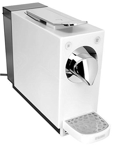 Cremesso Una Automatic Kaffeekapselmaschine, weiß