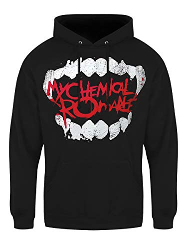 My Chemical Romance Official Fangs Hoodie (Nero)