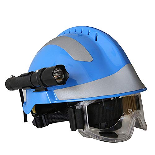 Casco de Rescate al Aire Libre, Kit de protección de Emergencia de Casco de...