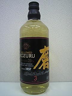 小正酒造 メローコヅル 磨 3年 樽熟成 麦焼酎 25度 720ml