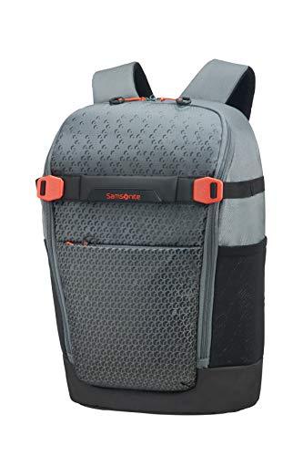 SAMSONITE Hexa-Packs - Laptop Backpack Small - Day Rucksack, 43 cm, 16 Liter, Grey Print