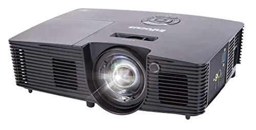 InFocus IN116xv WXGA 16:10 3D DLP-Projektor Beamer (HDMI, 3500 ANSI Lumen, 16000:1 Kontrast, 15000 Stunden Lampen, BrilliantColor)
