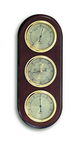 TFA 20.1064.03 - Estación metereológica analógica para interior (3 esferas)