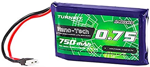 Turnigy Nano-Tech Plus 750mAh 1S 70C Lipo Pack (2pin Molex)