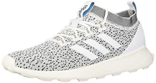Tênis masculino Adidas Questar Rise, White/White/Grey, 9