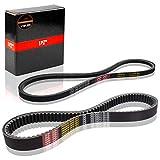 1PZ V1P-J55 Drive Belt for Yamaha G2 G5 G8 G9 G11 G14 Golf Cart Drive Belt J55-G6241-00-00 J55-H1173-00