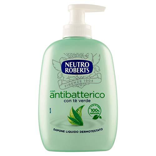 Neutro Roberts Sapone Liquido Erogatore Antibatterico - 200 ml