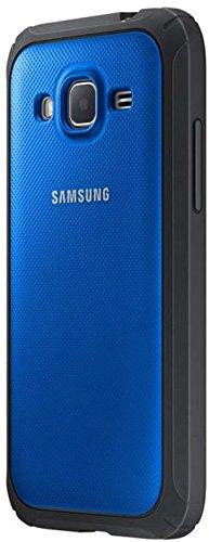 Samsung Original Core Prime Robuste Schutzhülle Case Cover - Blau
