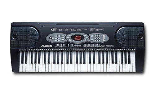 Alesis Melody 61 Piano Numérique 61 Touches Portable avec Haut-Parleurs Intégrés et 200 Sons –...