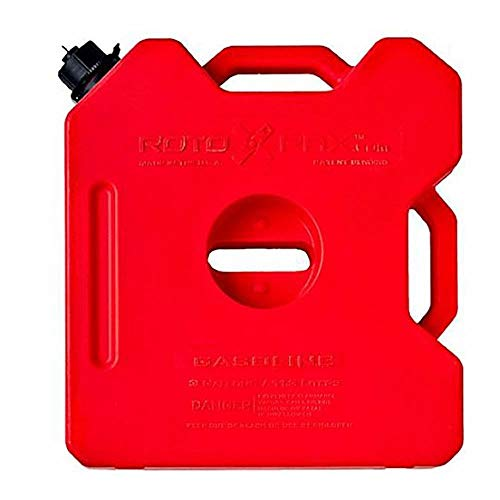 RotopaX RX-3G Gasoline Pack - 3 Gallon Capacity