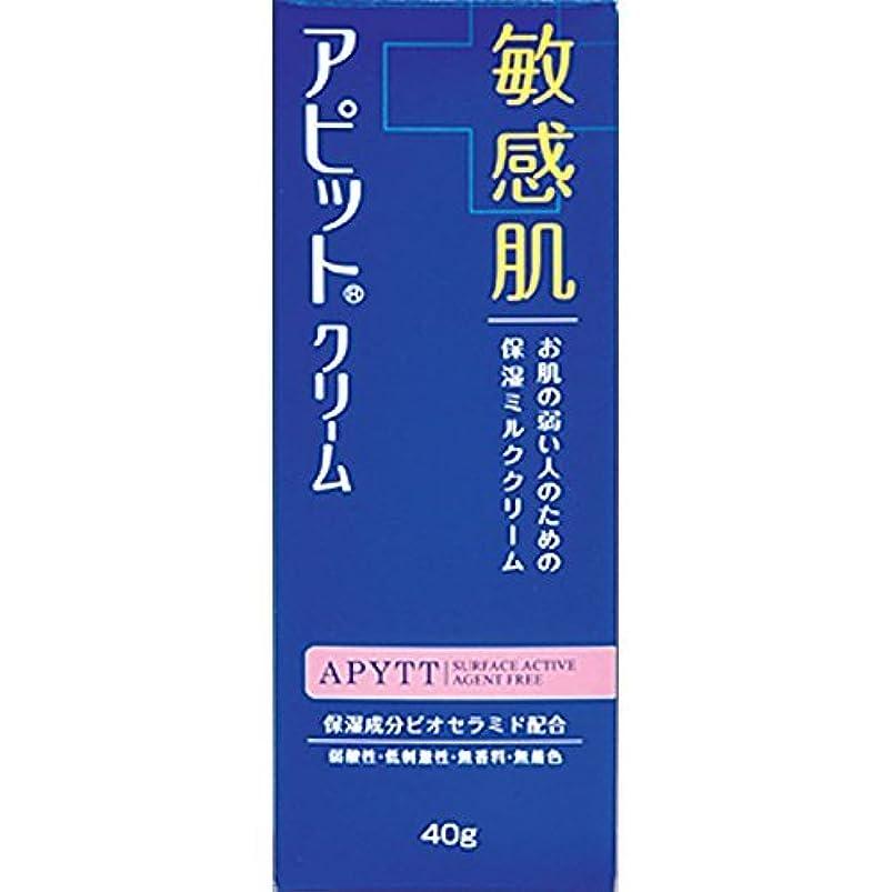 セミナー医療の撤退全薬工業 アピットクリーム 40g (医薬部外品)