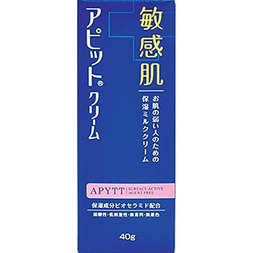 折り目火星ダイヤモンド全薬工業 アピットクリーム 40g (医薬部外品)
