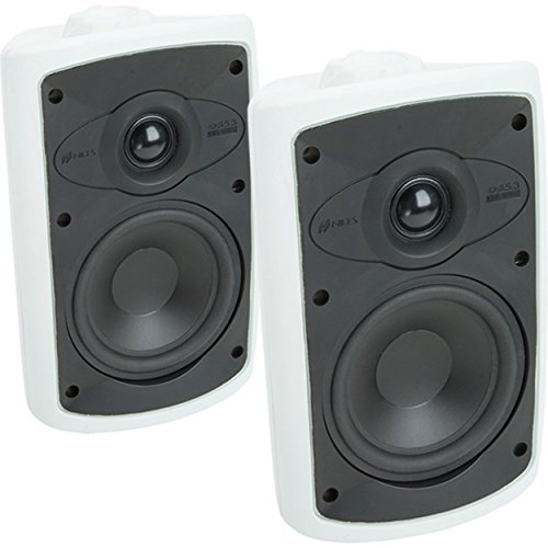 Review Of Niles – Os5.3 2-way Indoor/outdoor Speakers (Pair) (White) (FG00986)