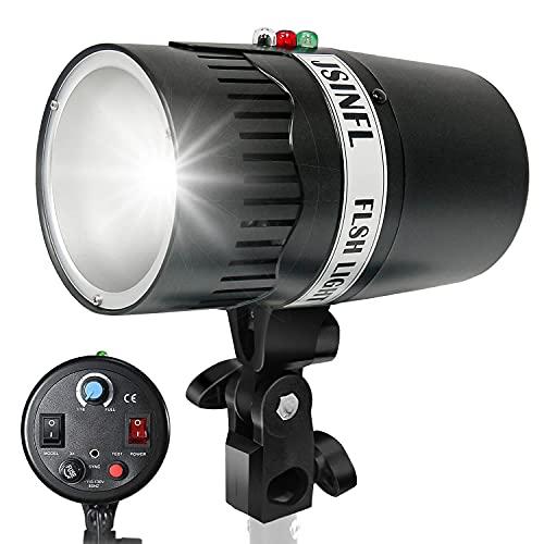 LimoStudio 200W Photo Monolight Flash Strobe Studio Photography Light Lighting, Flash...