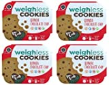 Weight Watchers 2 Cookies = 1 Point F-Factor Diet Approved 2 Cookies = Snack Nutritionist and Dietician Approved 23 Calories Per Cookie, Low Fat, Low Carb Gluten Free, Dairy Free
