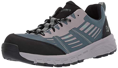 Danner Women's Run Time Industrial Boot, Teal, 7.5 M US