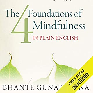 Mindfulness in Plain English (Audiobook) by Bhante Henepola