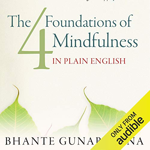 The Four Foundations of Mindfulness in Plain English Titelbild