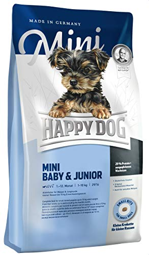 Happy Dog Hundefutter 3413 Mini Baby & Junior 29 4 kg