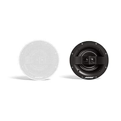 Bose Virtually Invisible591 In-Ceiling Speaker - Black by BOSGF