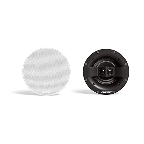 Bose® Virtually Invisible® 591 - Altavoz integrado para techo, negro