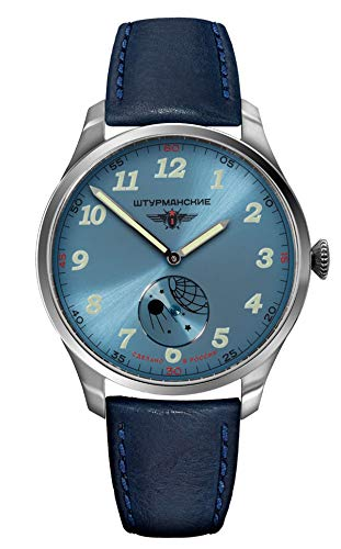 Sturmanskie Heritage Sputnik 6811423 - Reloj de cuarzo para hombre