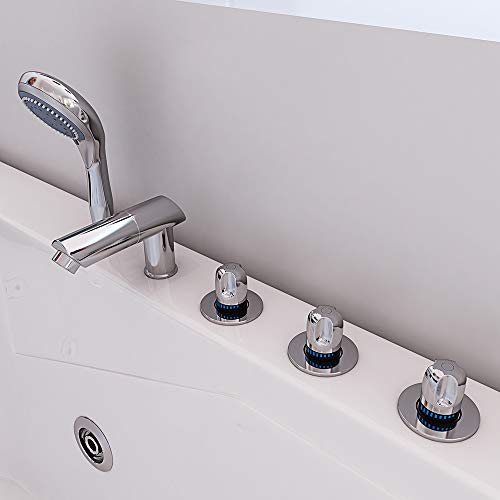 Home Deluxe Blue Ocean XL Whirlpool, inkl. komplettem Zubehör (rechts) - 8