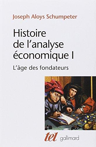 Histoire de l'analyse économique
