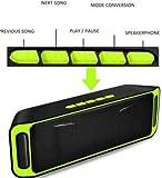 SBA MEGA - SP - A016 Bluetooth Sub - Woofer/Speaker with FM |