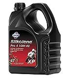 SILKOLENE Pro 4 aceite 10W-40 (Rendimiento Extremo 100% Totalmente sintético Ester Mejorado Potencia