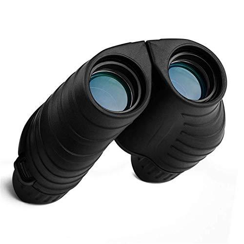 AOWU Prismáticos de alta potencia, mini binoculares al aire libre, visión nocturna, telescopio de alta potencia, impermeables, viajes, camping, prismáticos de alta potencia