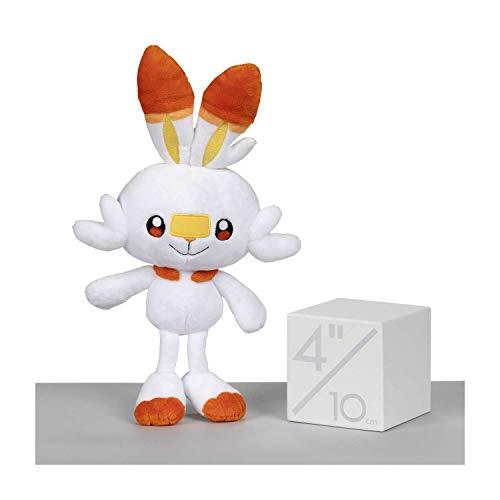 Pokémon Center: Scorbunny Poké Plush, 11 Inch