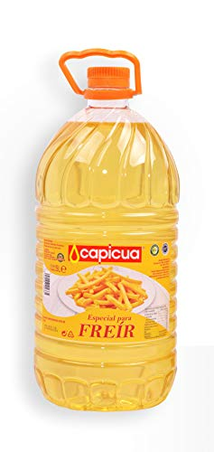 Capicua, Aceite de girasol - 5000 ml.