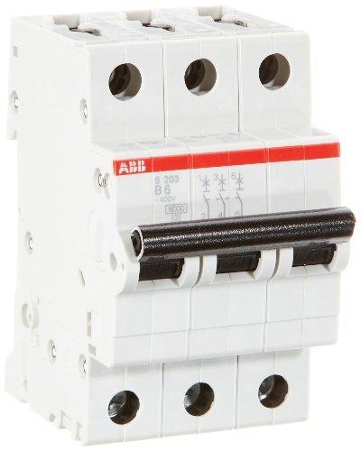 ABB S203B6Circuit Breaker 6A by ABB