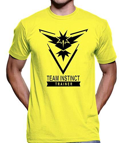 Camiseta Team Instinct 3210 (Preto, P)